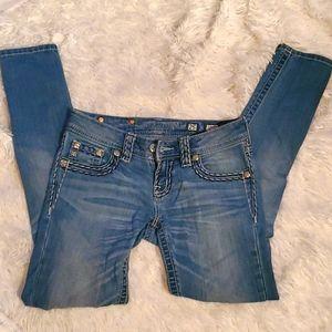 Miss Me big Stitch Jeans